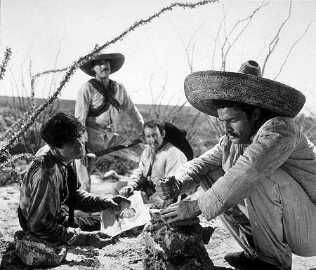Emiliano Zapata Salazar (Marlon Brando), grinds corn - A Classic Review