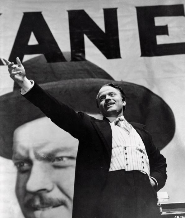 Citizen Kane poster   - A Classic Review
