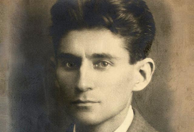 KAFKA - portrait
