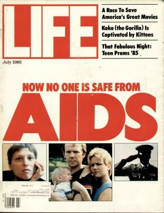 "Life magazine cover, ""Now no one is safe.... "" - A Classic Review"