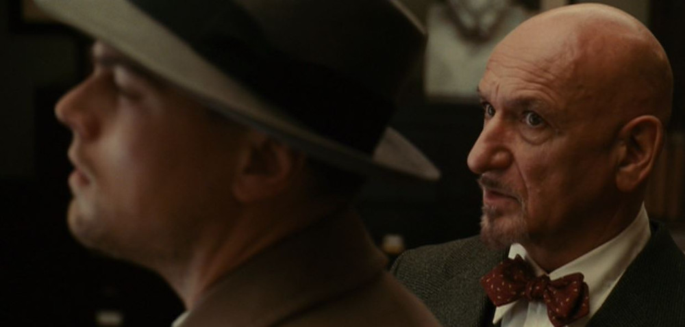 DiCaprio, Ben Kingsley   -  A Classic Review