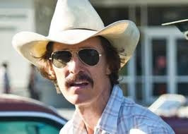 close up, Matthew McConaughey, hat, sun glasses - A Classic Review