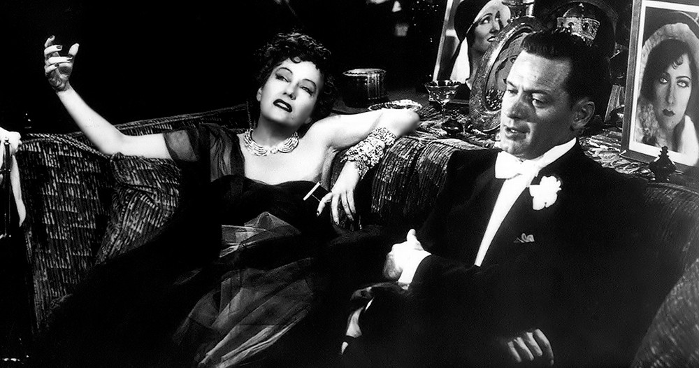 Glogia Swanson, William Holden in Sunset Strip - A Classic Review
