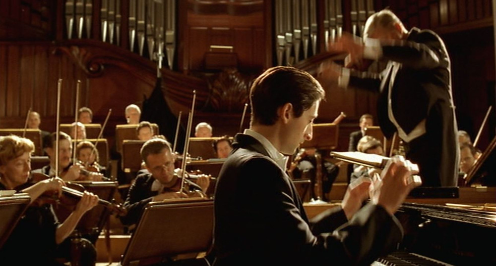 Adrian Brody with orchestra  - A Classic Review