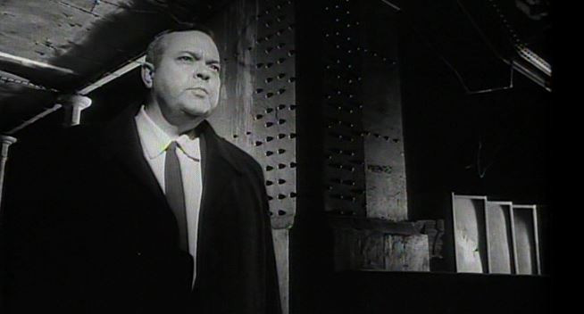 ORSON WELLES - as the advocate - A Classic Review
