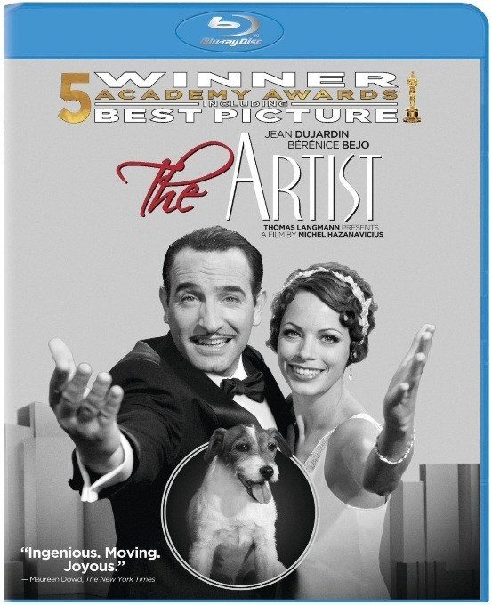 The Artist, poster - A Classic Review