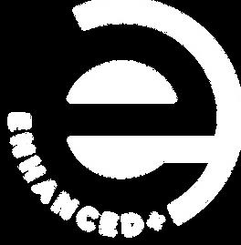 ENHANCED+ Logo - White.png