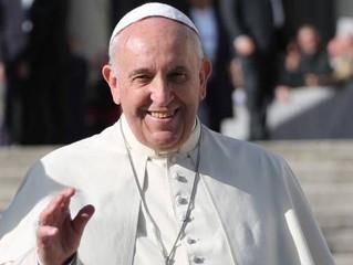 Papa Francisco considera possibilidade de visitar Peru e Chile