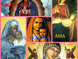 Maria é missionária porque confiou!