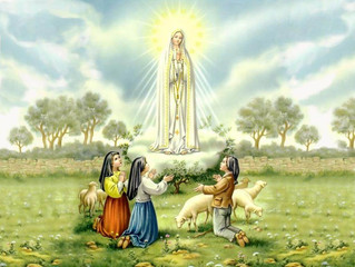 Nossa Senhora de Fátima: As Aparições