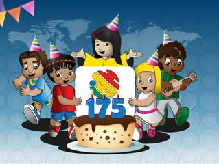 Infância e Adolescência Missionária celebra 175 anos