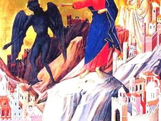 I Domingo da Quaresma: tentação de Jesus no deserto