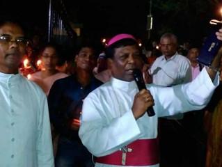 Bispo pede para oferecer Quaresma por dioceses que sofrem massacre anticristão na Índia