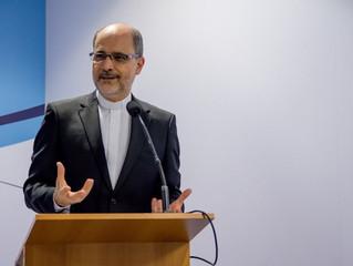 """Sobre o momento nacional, dom Joaquim Mol afirma que a Igreja diz ao povo: """"erga a cabeça!"""""""