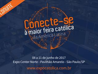 Faltam poucos dias para a maior feira católica da América Latina