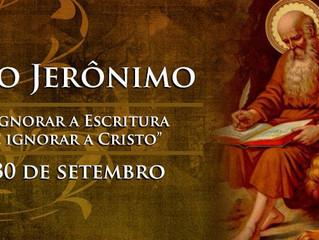 Hoje é celebrado São Jerônimo, tradutor da Bíblia e doutor da Igreja