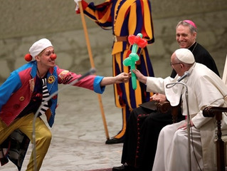 Papa Francisco: lamentar-se com Deus é um modo de rezar