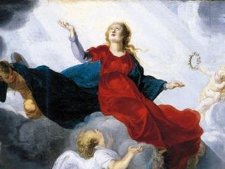 Homilia: Assunção da Virgem Maria