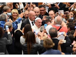 Papa: Que o esporte se torne cada vez mais inclusivo