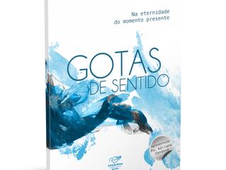 """Ziza Fernandes lança """"Gotas de Sentido"""" livro de reflexões sobre o """"Provérbio do Dia"""""""