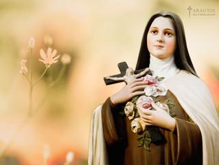 1 de outubro - Santa Teresinha do Menino Jesus