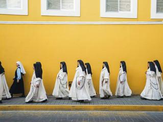 """National Geographic se rende ante a """"vida secreta"""" das religiosas de clausura"""