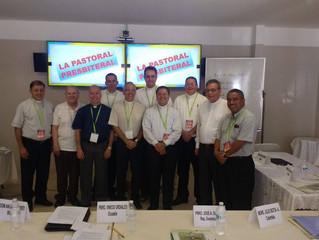 No Panamá, dom Anuar participa de encontro da Organização Latino-americana de Seminários (Oslam)