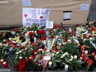 Atentado em Berlim: Papa Francisco pede para banir loucura homicida do terrorismo