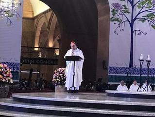 Presidente da CNBB participa da conclusão do Ano Nacional Mariano e dos festejos de Aparecida