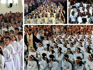 Aumentou o número de católicos no mundo. Mas e a autenticidade?