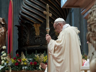 Papa: Reis Magos representam as pessoas de todas as partes do mundo