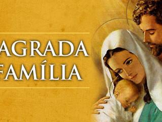Esta é a oração do Papa Francisco à Sagrada Família