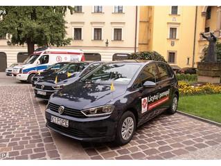 Carros usados pelo Papa na JMJ leiloados em prol dos refugiados