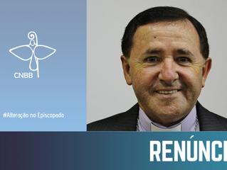 Papa aceita renúncia de dom Otacílio Luziano da Silva ao governo pastoral da diocese de Catanduva, e