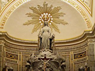 Hoje é celebrada Nossa Senhora das Graças, a Virgem da Medalha Milagrosa 5498