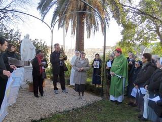 Comunidade brasileira abre Ano Nacional Mariano em Roma