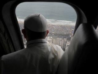 Janeiro da Jornada (II): com o Papa na JMJ do Panamá