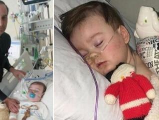 Padre que acompanhava família de Alfie é impedido de continuar no hospital