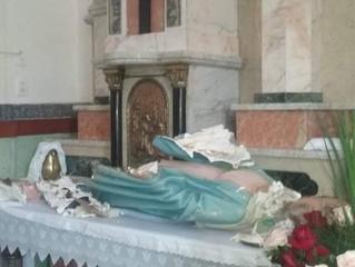 Três igrejas de Minas Gerais foram alvo de dano ao patrimônio religioso no fim de semana