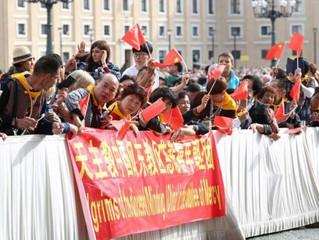 Esperança dos jovens chineses na Quaresma rumo à Semana Santa