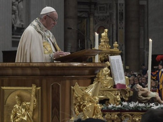 Papa: Jesus é 'concentrado' de todo o amor de Deus num ser humano