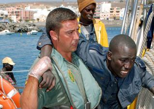 Aumenta número de mortes no Mediterrâneo