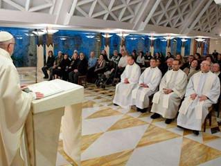 O Reino de Deus não é um carnaval: não se compra e foge da soberba, diz o Papa