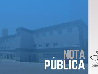 Nota Pública da CNBB sobre a visita do candidato à presidência Fernando Haddad