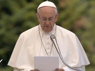 Papa Francisco: Amemos a Igreja mostrando-a como mãe a todos
