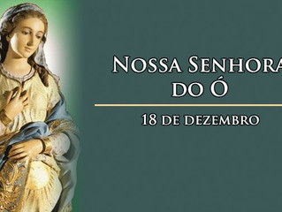 Hoje é celebrada Nossa Senhora do Ó, a expectativa pelo nascimento de Jesus