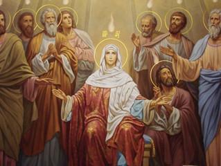 A VOCAÇÃO DE MARIA