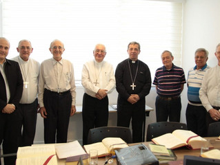 Comissão de Textos Litúrgicos continua tradução da revisão do missal romano