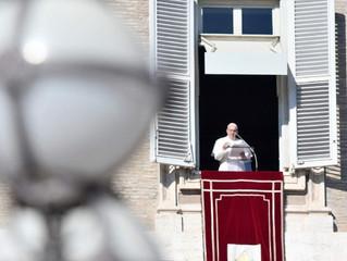 Papa: Jesus diz claramente que Deus está do lado dos últimos