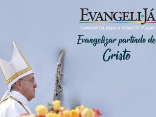 Campanha para a Evangelização: contribuir para presença continuada da Igreja